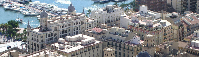tanie bilety lotnicze - loty do Alicante