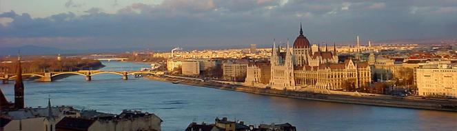 tanie bilety lotnicze - loty do Budapesztu