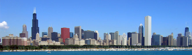 tanie bilety lotnicze - loty do Chicago