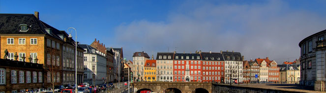 tanie bilety lotnicze - loty do Kopenhagi