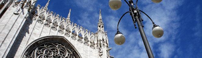 tanie bilety lotnicze - loty do Mediolanu