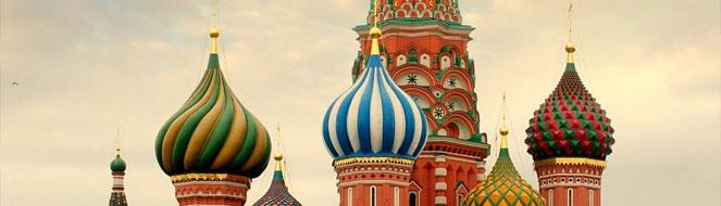 tanie bilety lotnicze - loty do Rosji