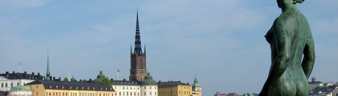 tanie bilety lotnicze - loty do Sztokholmu